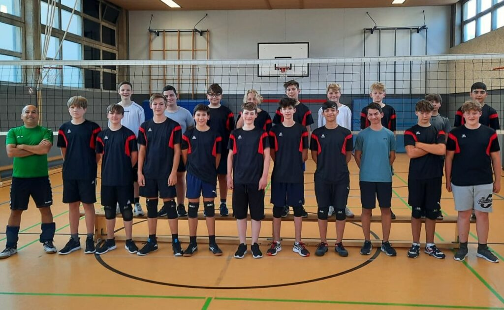 Volleyball Jugend männlich 2021-3